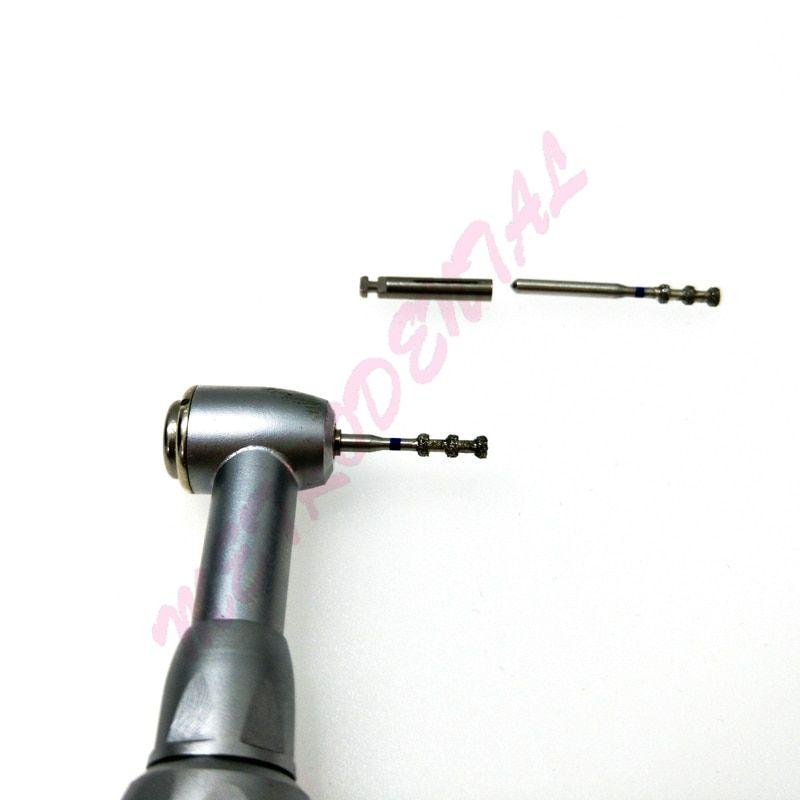 2019 的 10pcs Dental Burs Adaptor From FG High Speed Diamond Burs