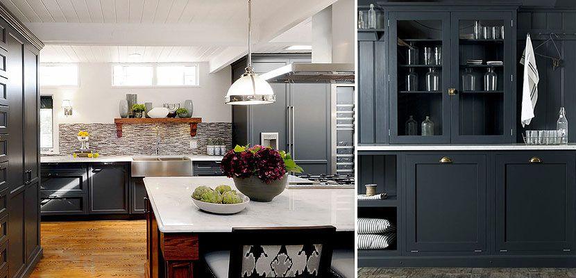 salpicaderos de cocinas modernas - Buscar con Google cocinas