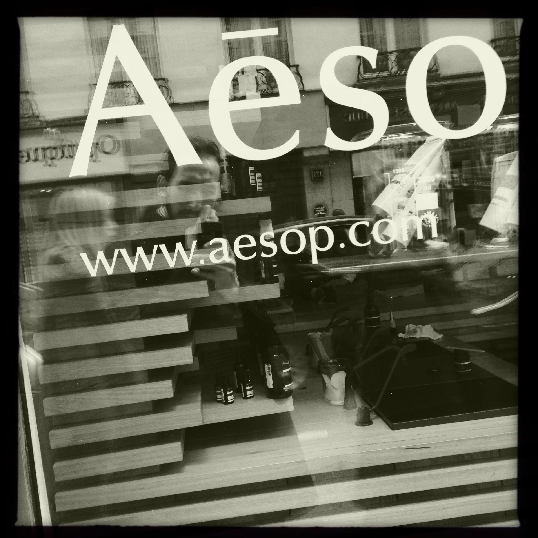 Aesop Paris. Rue du Faubourg Saint Honoré. | PRODUCTS WE LOVE ...