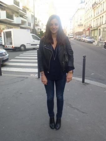 Looks de rentrée des étudiants de l'ESG - Sophie, 21 ans, étudiante en gestion de patrimoine
