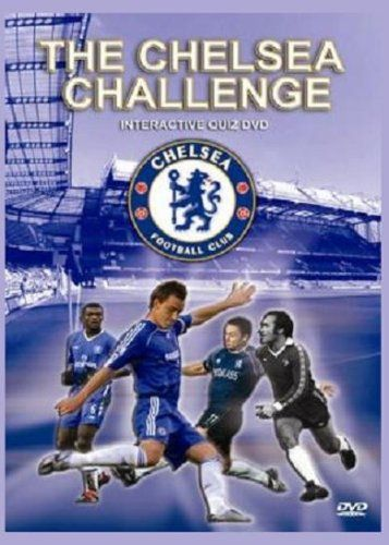 "awesome       £1.30  ""For years Chelsea FC fans up and down the country have argued about who knows the most facts and stats about their beloved Blu...  Check more at http://fisheyepix.co.uk/shop/the-chelsea-challenge-interactive-quiz-interactive-dvd/"