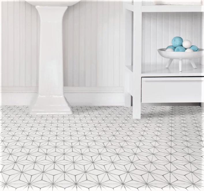 Kikko Floorpops Vinyl Floor Tiles