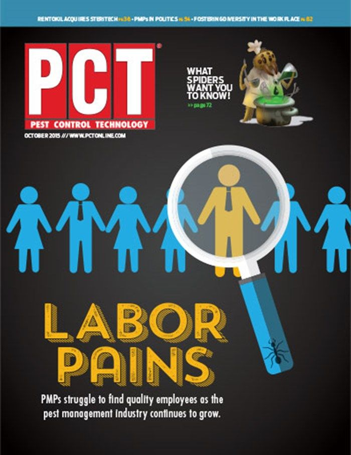 See Our Article On Page 138 Of The October 2015 Edition Of Pct Magazine Http Www Pctonline Com Fileu Pest Management Pest Control Integrated Pest Management