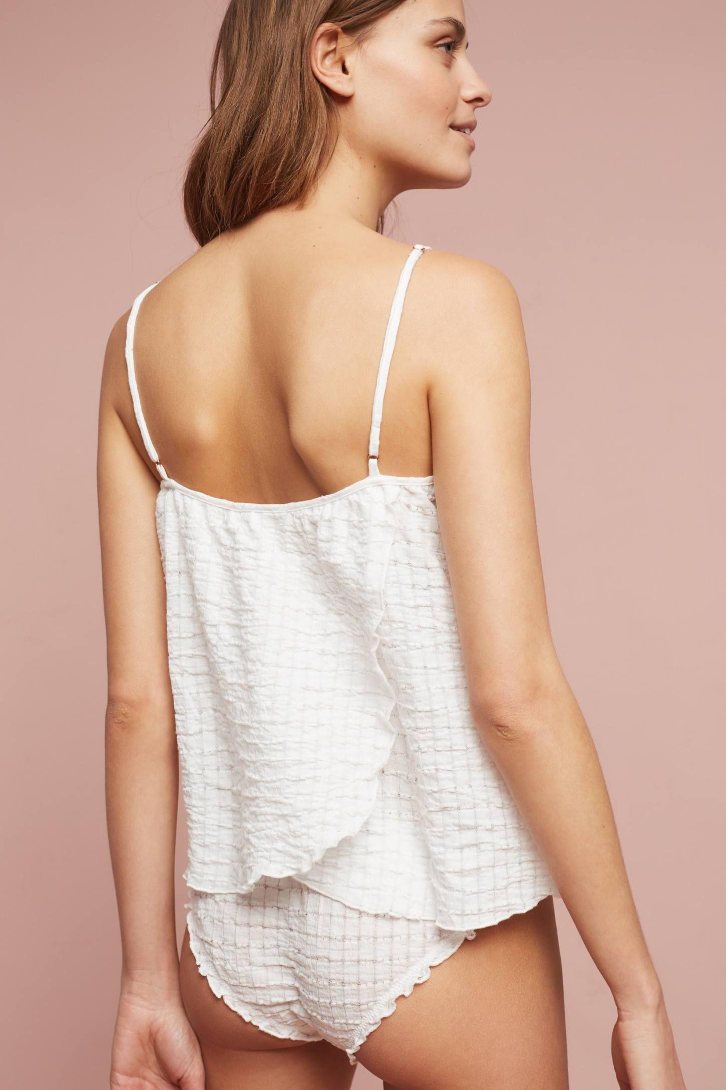 0b09f6c9d8b96 Slide View: 3: Eberjey Paz Cami | loungin ~ | Lingerie sleepwear ...