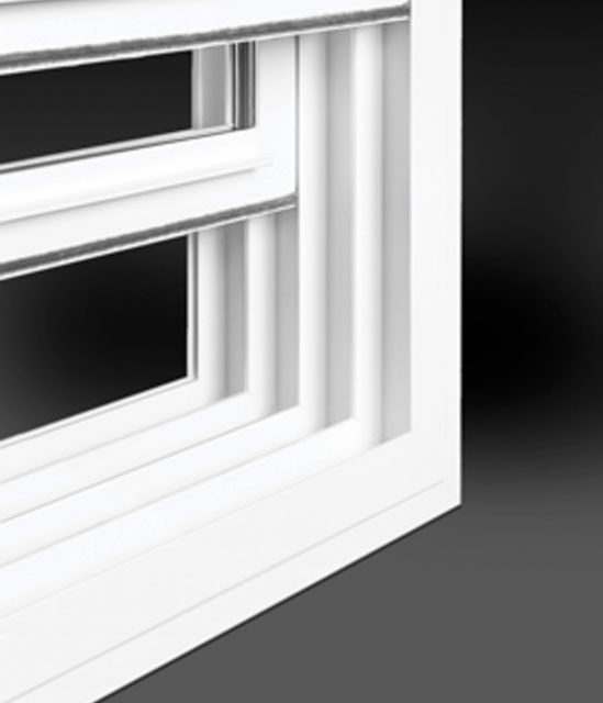Pin By Milgard Windows Doors On Different Types Of Windows Windows Noise Sound