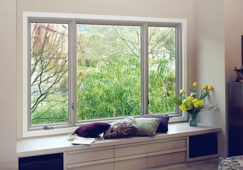 Anderson Replacement Windows >> Casement Window Facing Outside Renewal By Andersen In 2019