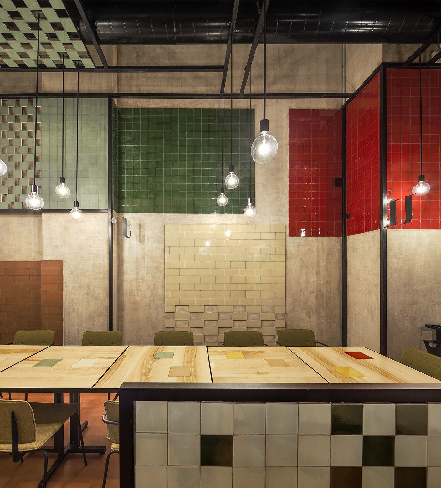 """Galeria de Restaurante """"Disfrutar"""" / El Equipo Creativo - 8   {Kochschule architektur 29}"""