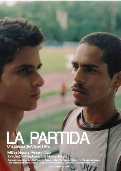 La partida (2013) - FilmAffinity