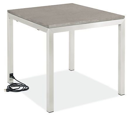 portica end tables with power and usb outlets end tables living room u0026