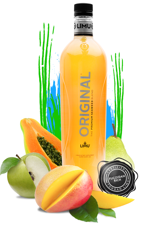 THE INNOVATIVE PRODUCT THAT STARTED IT ALL. LIMU ORIGINAL