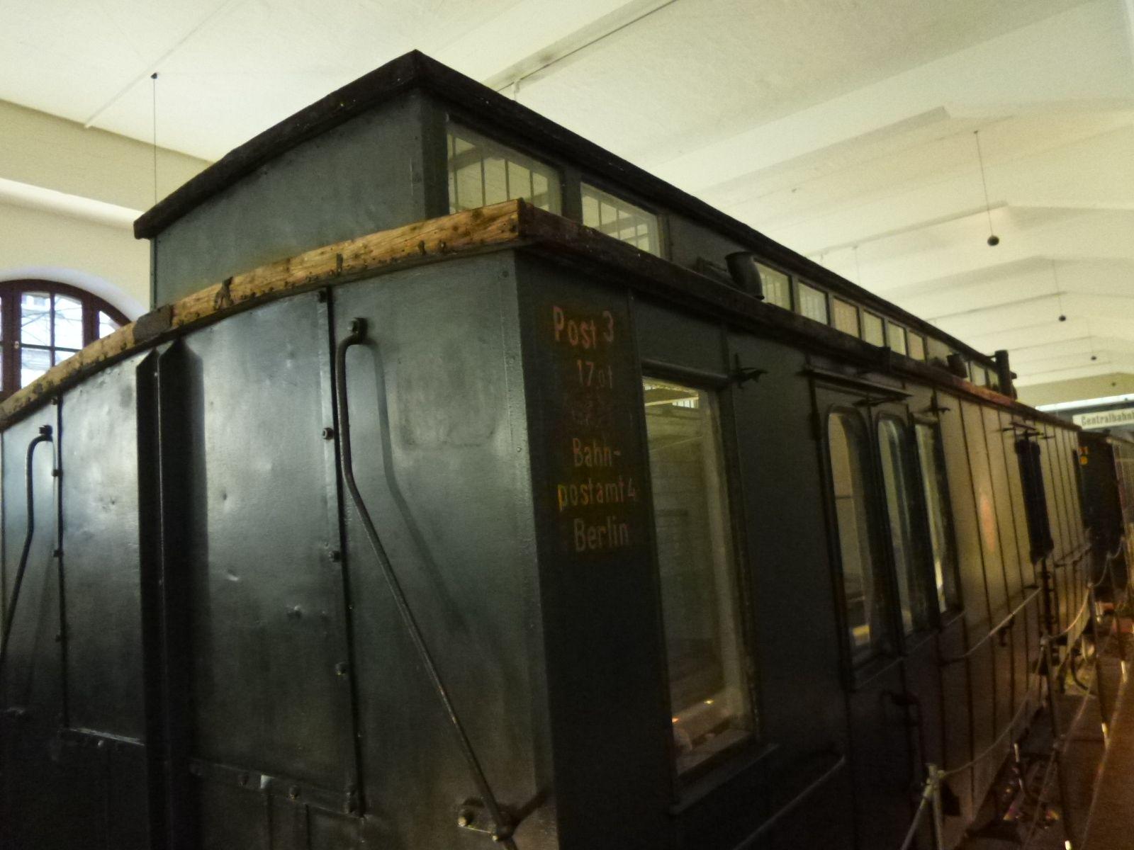 """Verkehrsmuseum"" (Museo), Nurnberg Deutschland (Dicembre)"