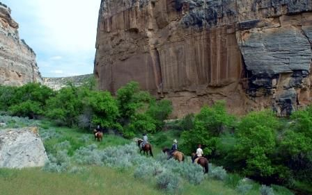 willow creek ranch at the hole in the wall in kaycee wy on hole in the wall id=81448