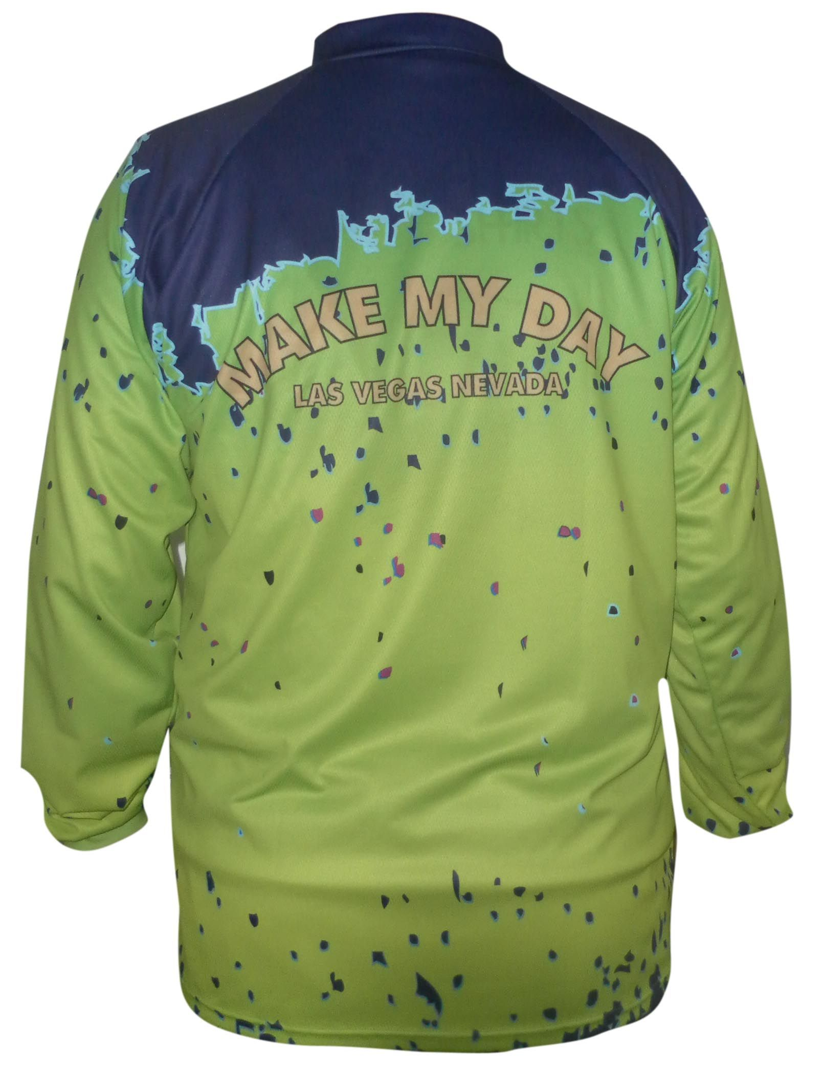Team make my day 39 s tournament fishing shirt taking part in for Tournament fishing shirts