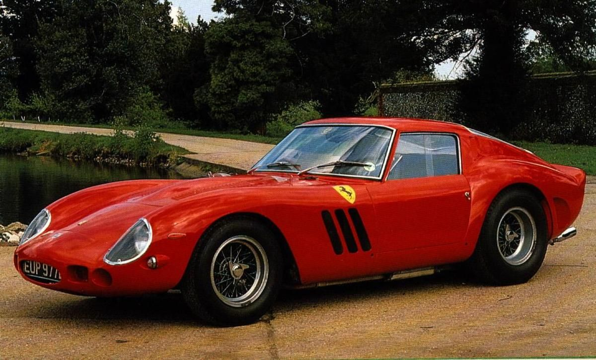 Expensive Cars That Have Made History Ferrari Gto Expensive Cars