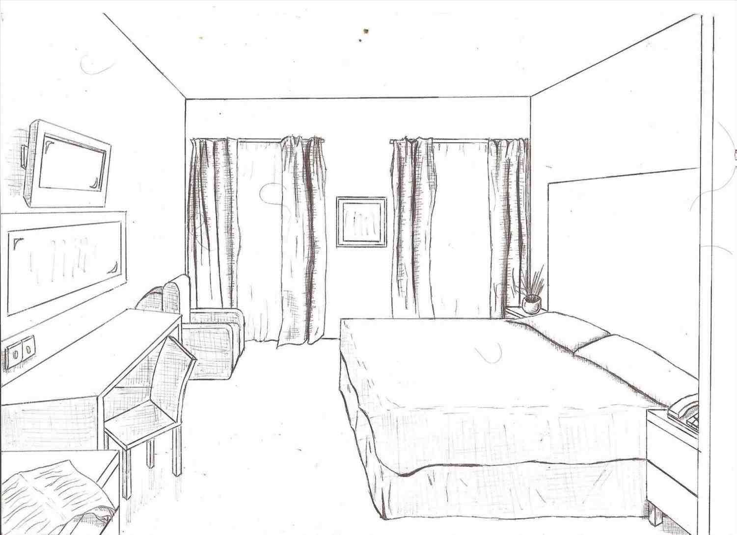 New Post Interior Design Bedroom Drawing Visit Bobayule Trending Decors Drawing Interior Dream House Drawing Perspective Drawing