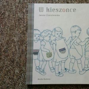 W Kieszonce Iwona Chmielewska 5640328522 Oficjalne Archiwum Allegro Book Cover Books Cover