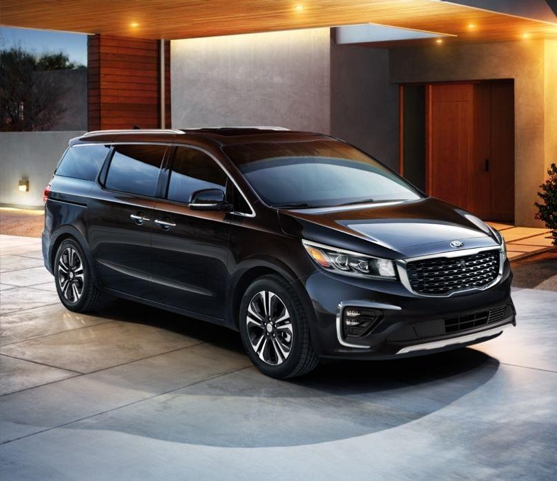 2020 Kia Sedona Minivan Pricing & Features Kia em 2020