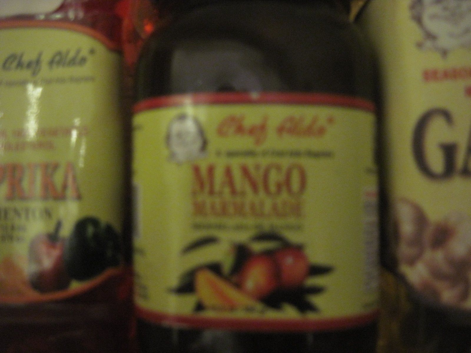 MANGO MERMELADE