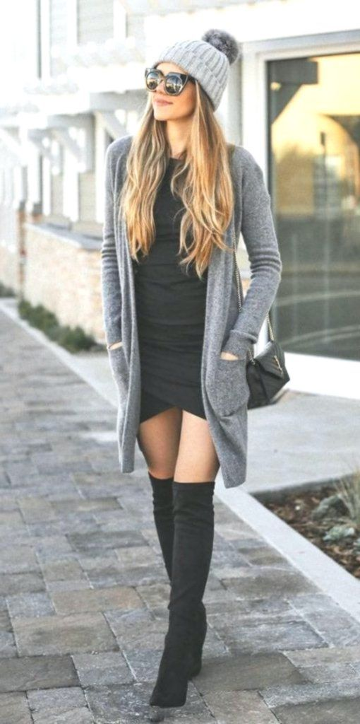 10 Fairly Trending Winter Outfits 2018 Concepts For Lady  ...