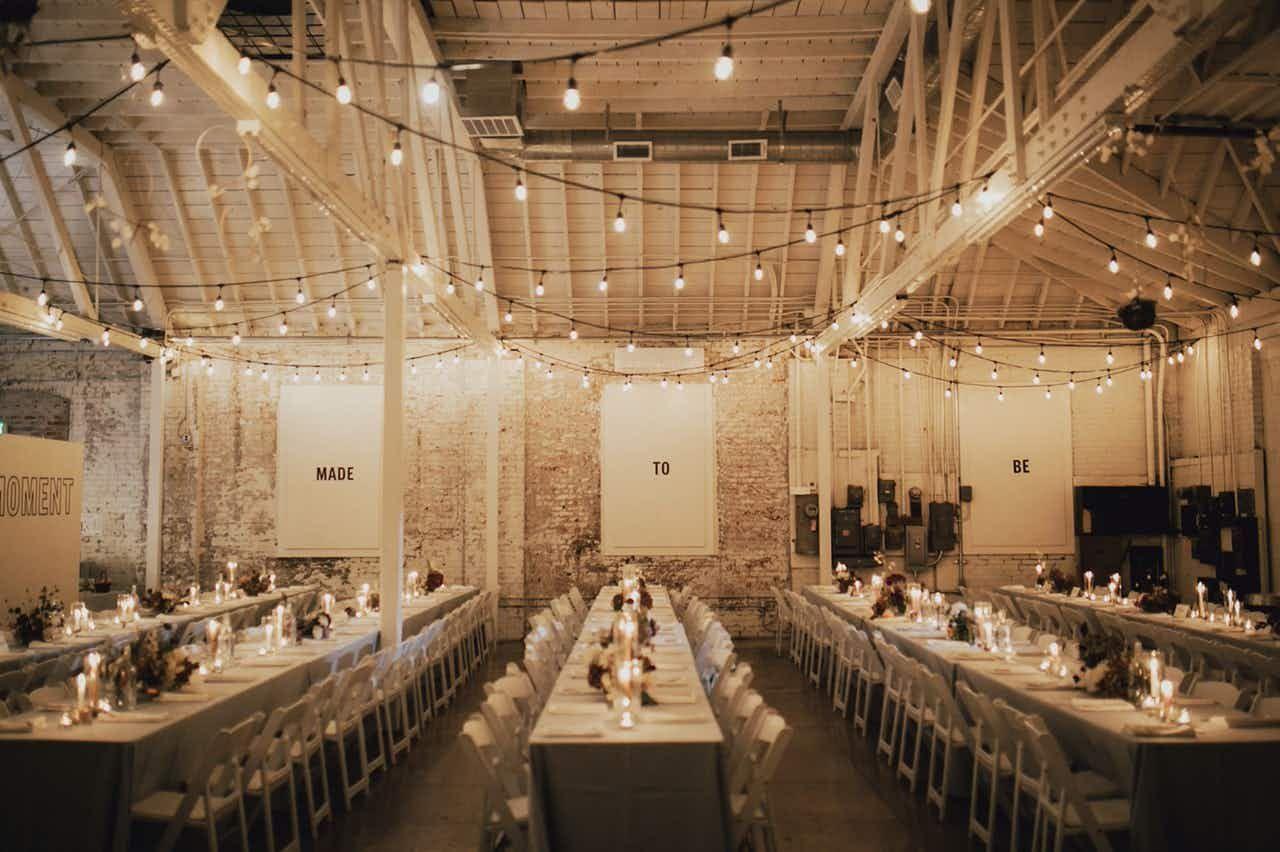 Whimsically Geometric: A Super Cool Wedding at HNYPT | Wedding venue los  angeles, La wedding venues, Southern california wedding venues