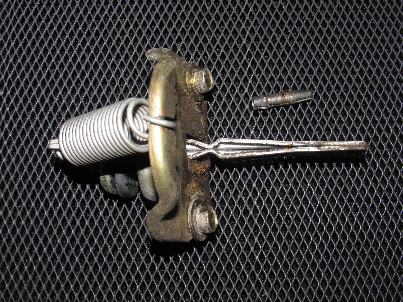 88-91 Honda CRX OEM Door Check Stopper - Driver Side - Left ...
