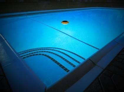 Amazon.com : Swim Time NA4183 StarShine Floating LED Solar ...