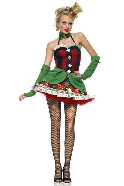 Lady luck casino girl costume iowa casino