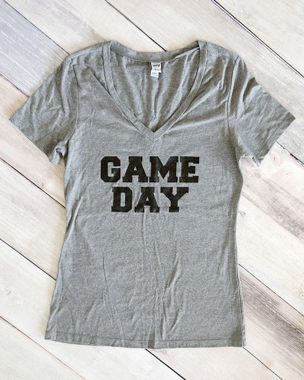 5a1b25ddf Game Day  br  graphic t-shirt