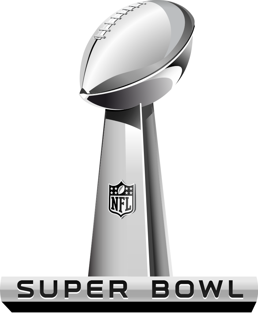 Super Bowl See Past Results Of The Super Bowls Nflsuperbowl Super Bowl Trophy Super Bowl Nfl Super Bowl Live