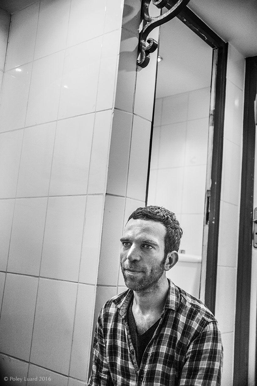 #TYL #Le3pieces #LaurentAmbroggiani #FrenchSinger #AfterShow #B&W #PoleyLuard
