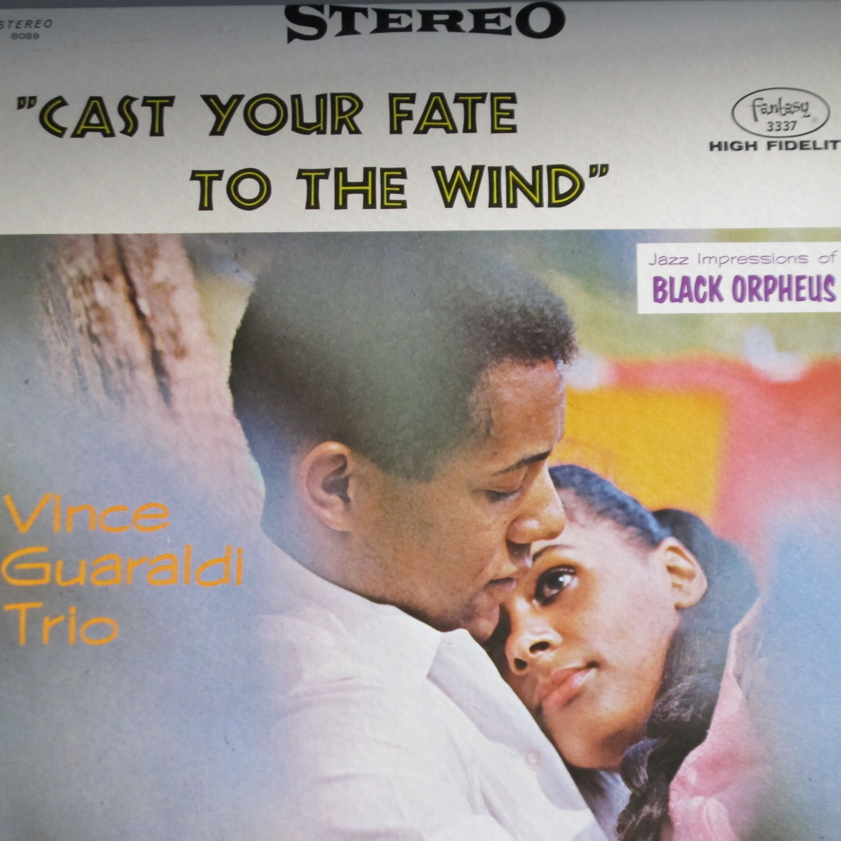 Vince Guaraldi Trio ~ Jazz Impressions of Black Orpheus | Jazz ...