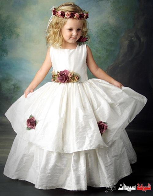 فساتين الملائكة فساتين افراح للاطفال 2020 فساتين اطفال للافراح 2020 Girls Elegant Flower Girl Dress Flower Girl Dresses Flower Girl Dresses Ankle Length
