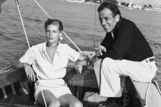 bacall and bogart relationship trust