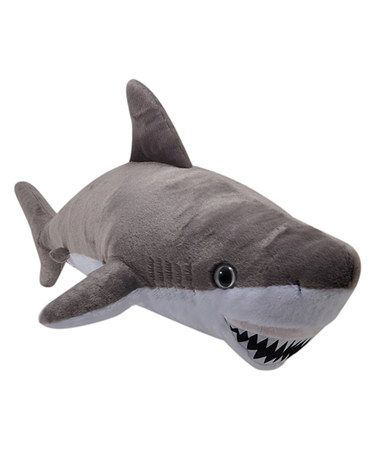 Take A Look At This 14 Great White Shark Plush Toy By Seaworld On