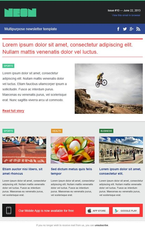 Pin By Tian Xia On Edm Template Pinterest Email Templates Html