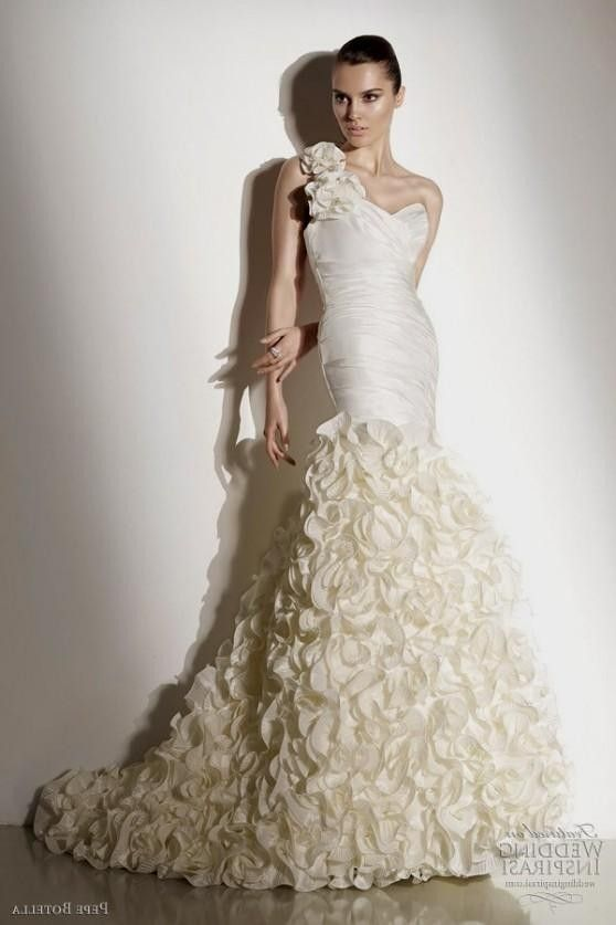 Flamenco Style Wedding Dresses The Specialists