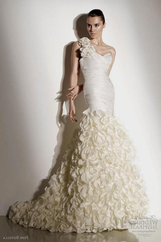 Flamenco style wedding dresses the wedding specialists for Flamenco style wedding dress