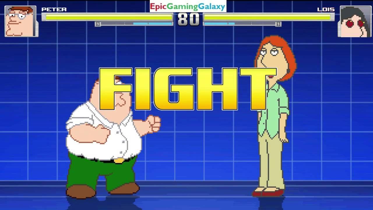 Family Guy - OnlineGames.Net