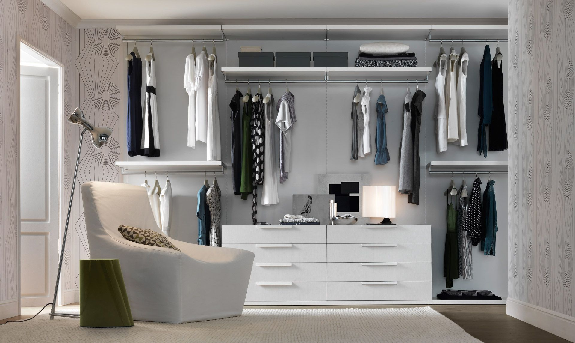 Nice Custom Closets Manufactured By Jesse Of Italy, Designed By Pomp Home Of Los  Angeles.
