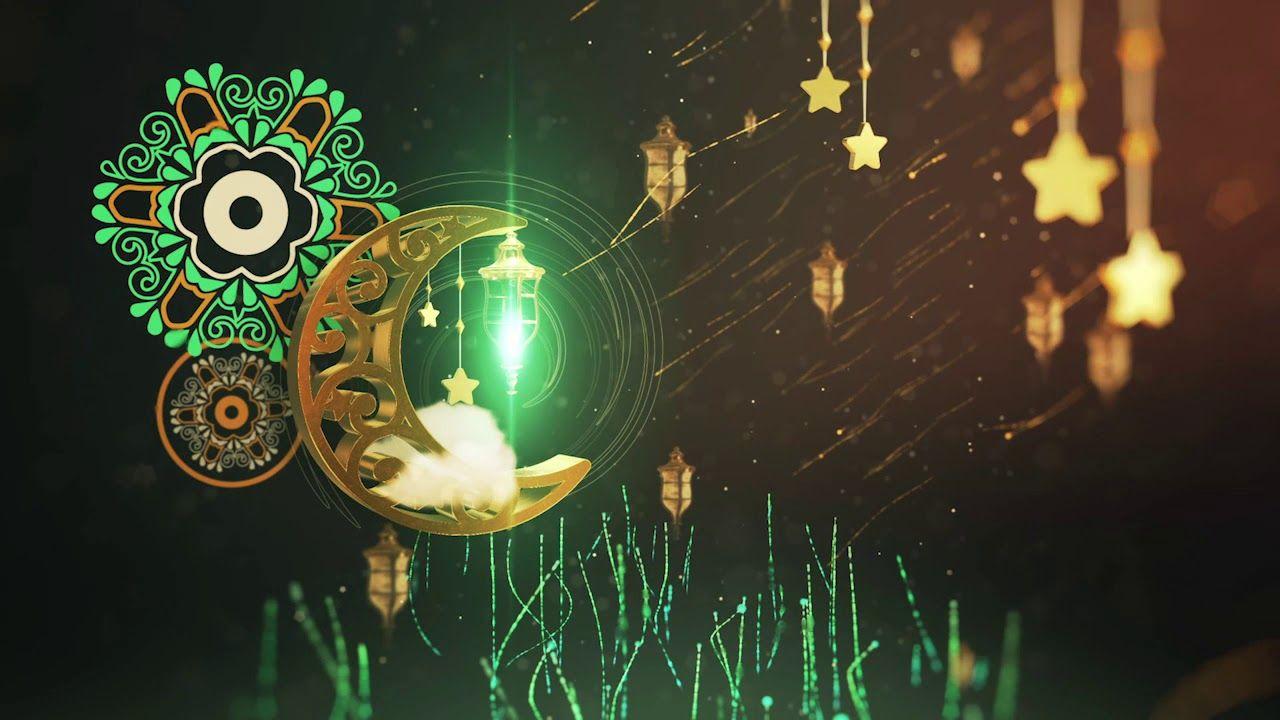 Video Background Islami Music 10 Latar Belakang Kartu Gambar