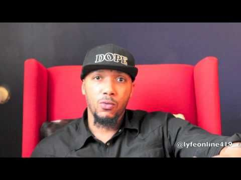 Lyfe Jennings Interview | Boomerang