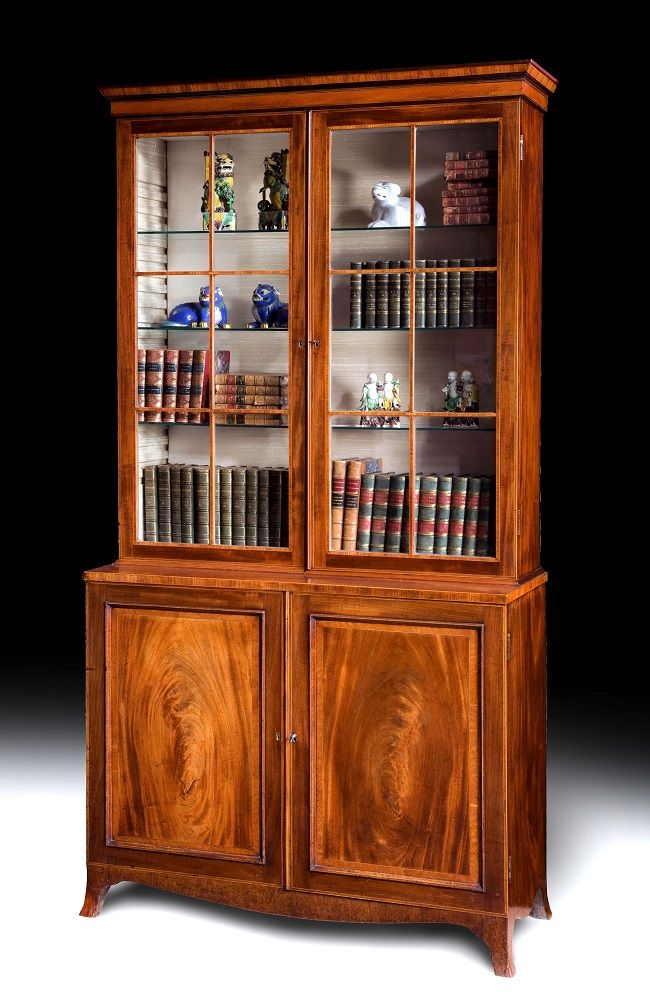 Antique Mahogany Furniture – a Sense of Solidity and Design - Peter Lipitch Antique  Furniture Gallery - Antique Mahogany Furniture – A Sense Of Solidity And… Antiques