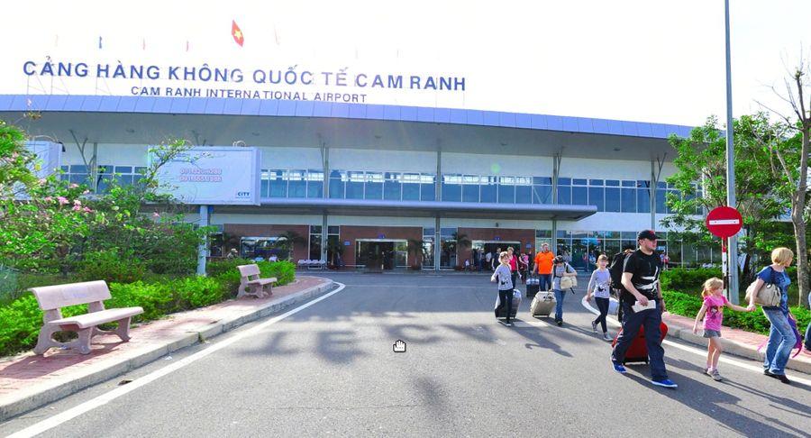 Hinh anh San bay Cam Ranh