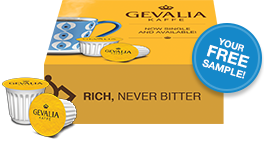 image regarding Gevalia Printable Coupons identified as No cost Gevalia K-cup Espresso Pattern- Rush! Sensible crafts