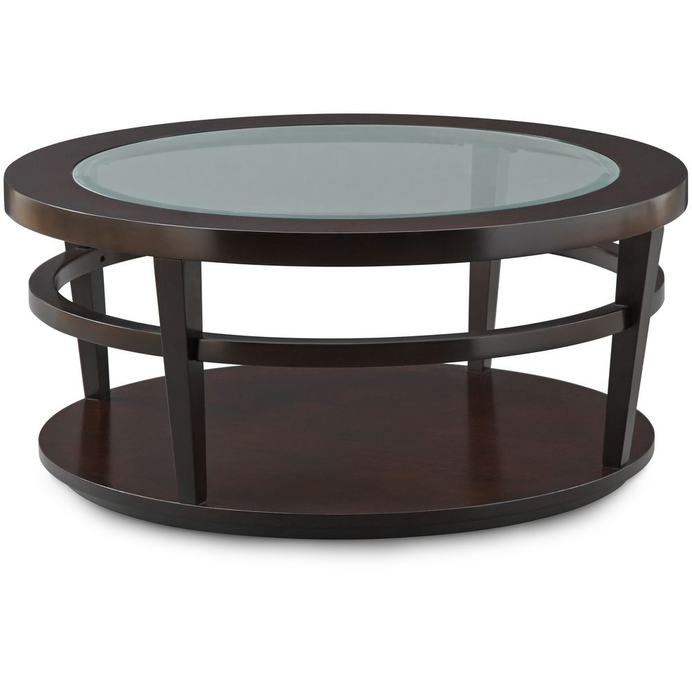 Art van urbana round cocktail table overstock shopping great art van urbana round cocktail table overstock shopping great deals on art van geotapseo Image collections