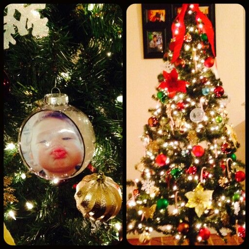 a special christmas ornament for my angel baby aaliyah