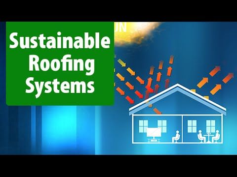 Make Your House A More Sustainable And Environmentally Friendly Place Learn More About How Cool Roofs Can Protect Cool Roof Roof Architecture Roofing Systems