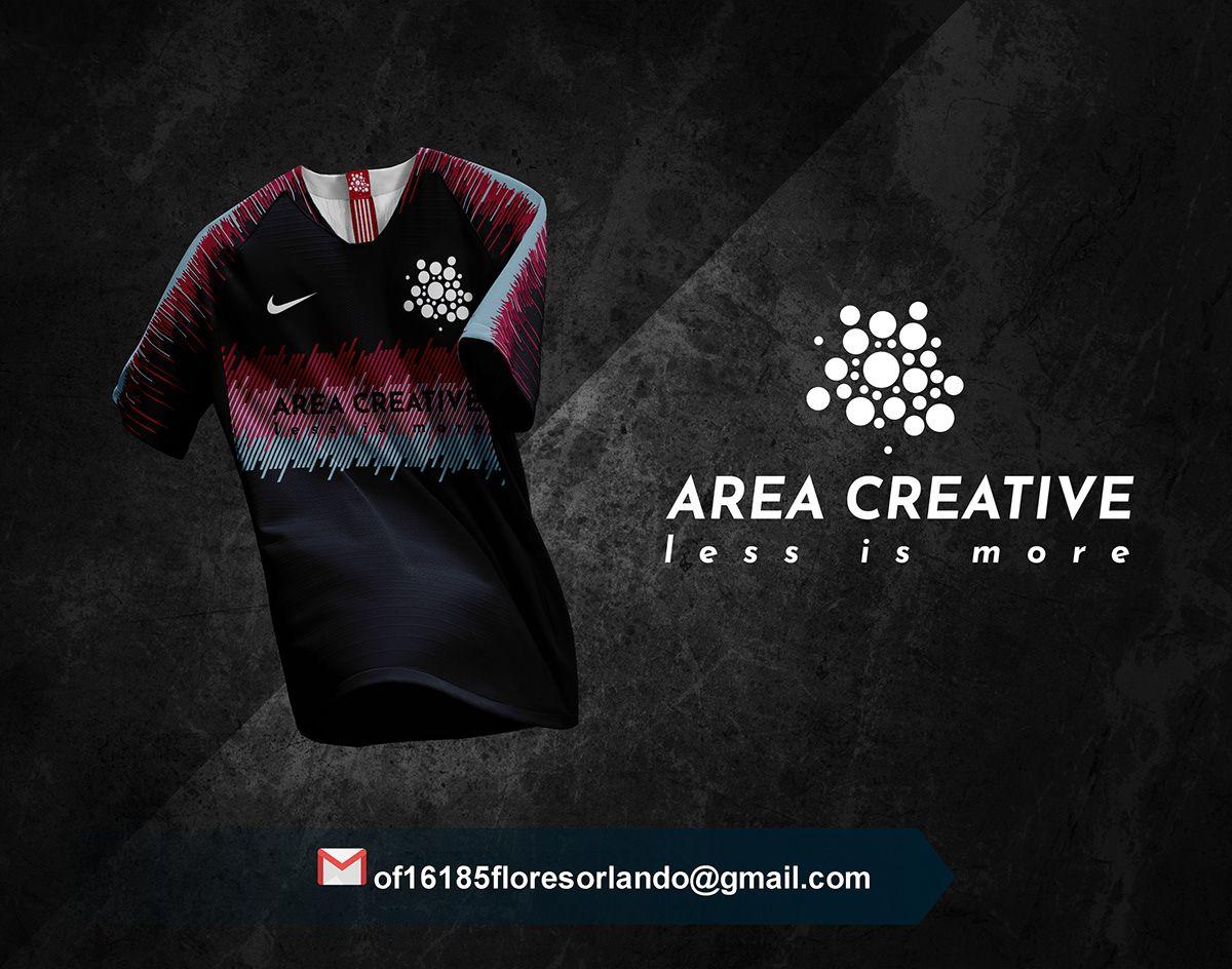 Nuevas Ideas On Behance In 2020 Soccer Shirts Sport T Shirt Graphic Design Advertising