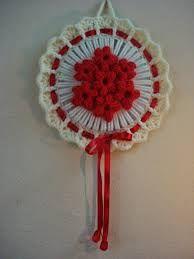 Resultado de imagen para manualidades con cd de navidad Manualidades En  Crochet af13e059bea