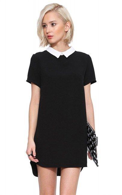 Ozsale - Black Dress - Ozsale.com.au